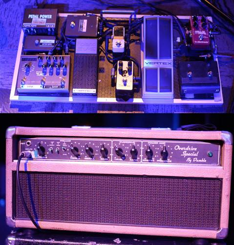 Robben Ford's Rig for Premier Guitar Rig Rundown